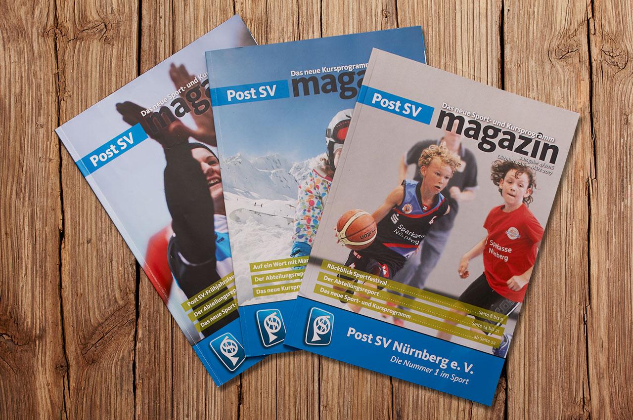 Post SV - Magazin